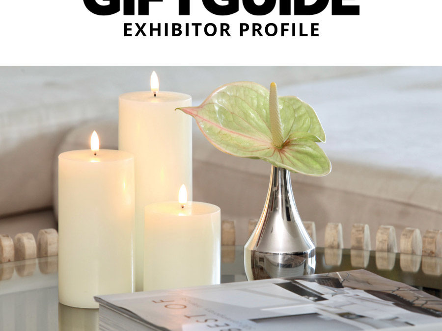 New Generation Flameless Candles – Gift Guide Feature