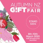 Enjoy Living at the Autumn NZ Gift Fair March 2020