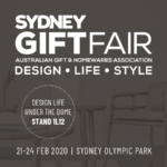 Enjoy Living at the AGHA Sydney Gift Fair Feb 2020