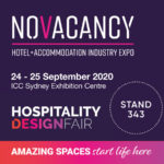 Enjoy Living at No Vacancy Hospitality Design Trade Fair Sydney 2020