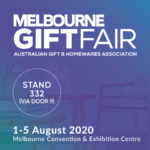 Enjoy Living at the Melbourne Gift Fair 2020