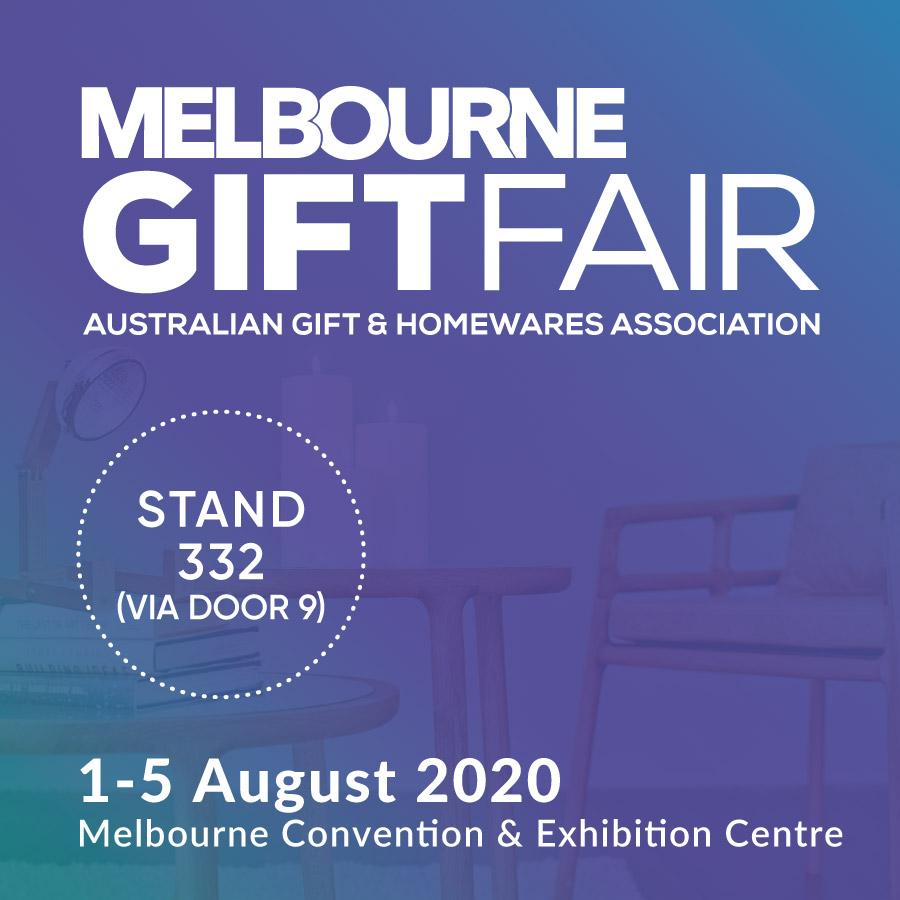 AGHA Melbourne Gift Fair 2020