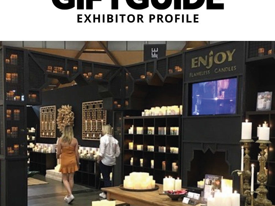 Record Orders for Enjoy Lighting at AGHA Sydney 2019