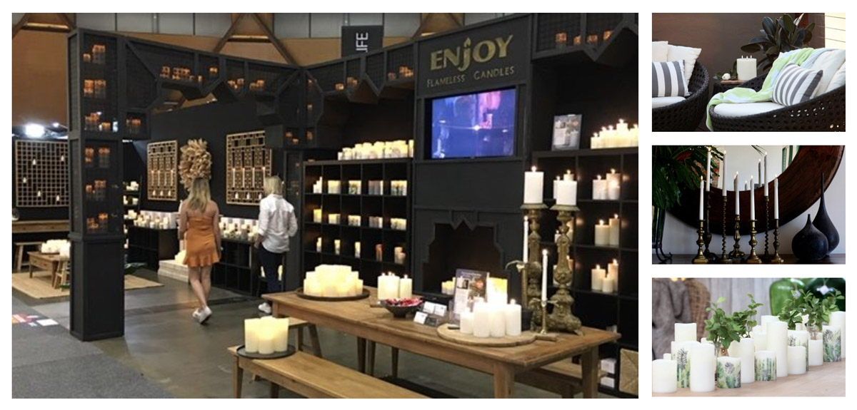 Record Sales for Enjoy Lighting at AGHA Sydney 2019