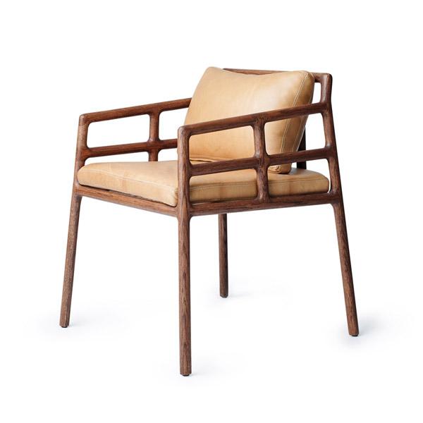Metropolitan Chair by David Krynauw