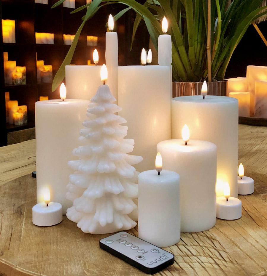 Uyuni Lighting Flameless Candles Collection