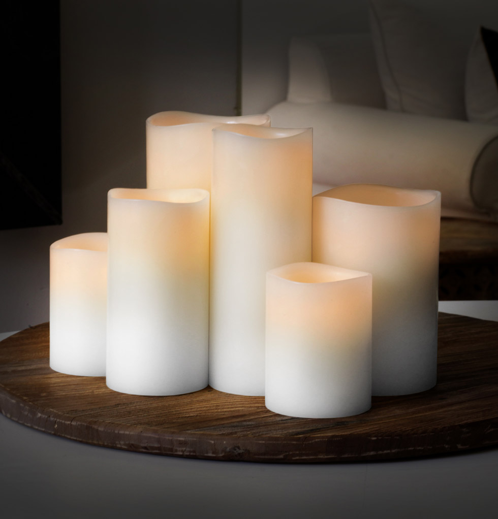 Flameless LED Candle Collection