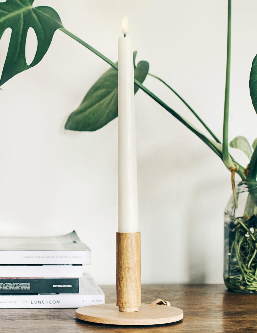 Stunning Uyuni Taper Candle