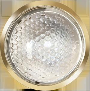 Mr Wattson Lens Gold