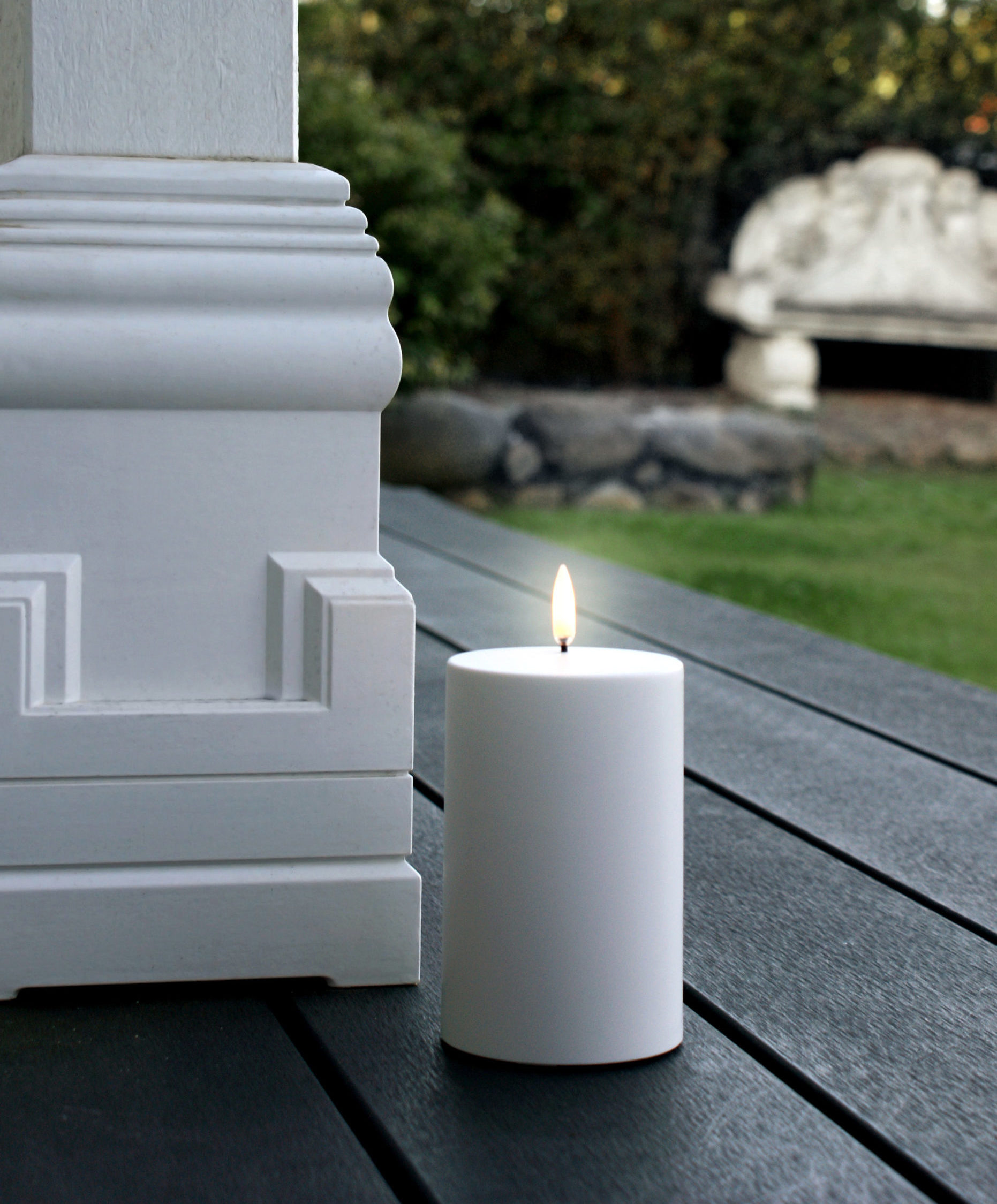 Uyuni Outdoor Candle weather resistant peace of mind