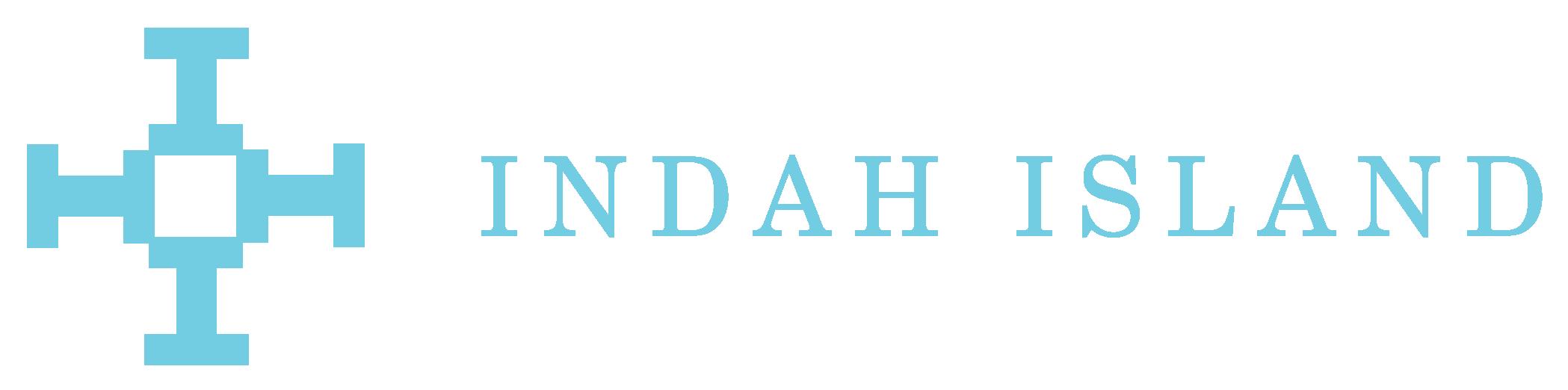 Indah Island Logo