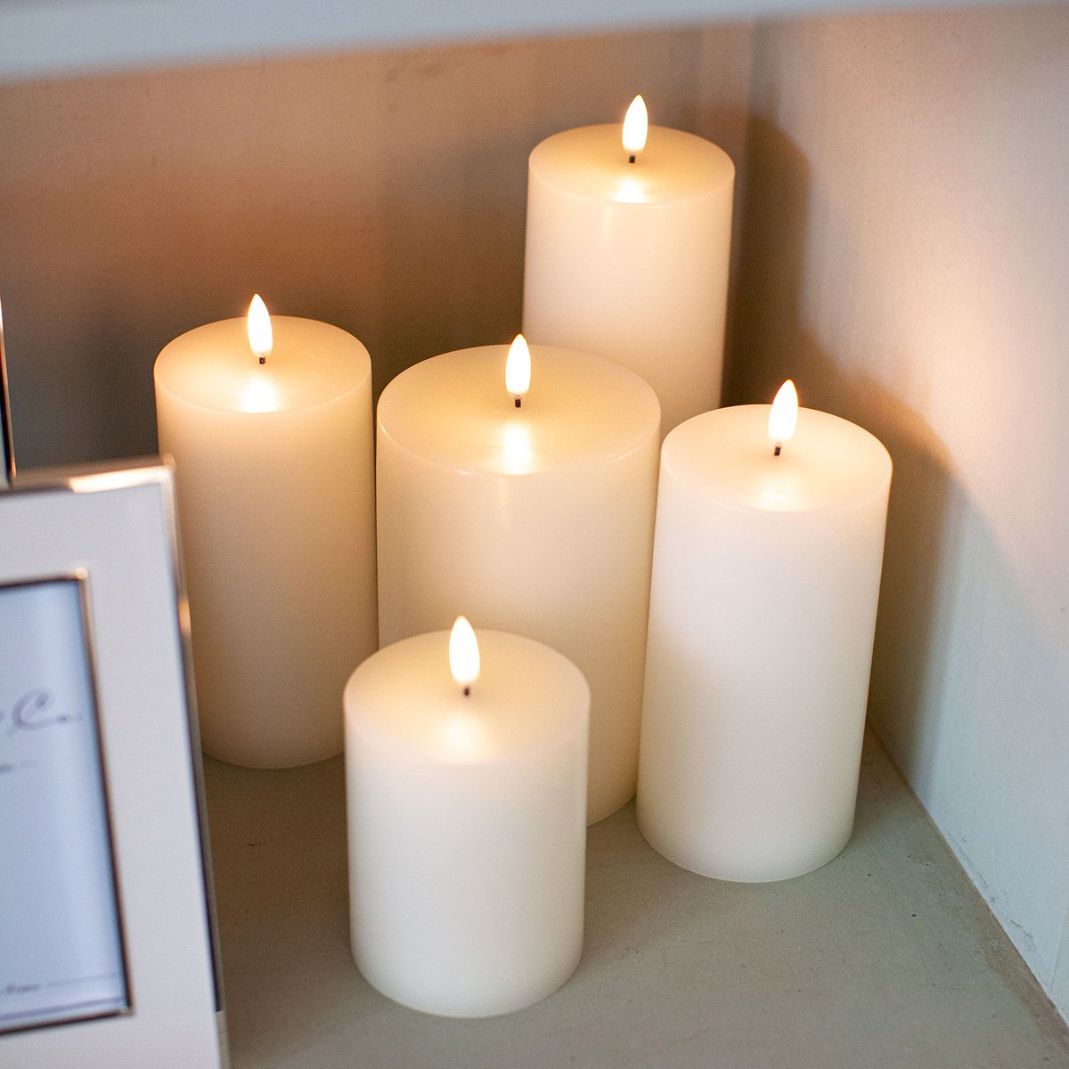 Tara Dennis Friday Favourites Uyuni Flameless Candles
